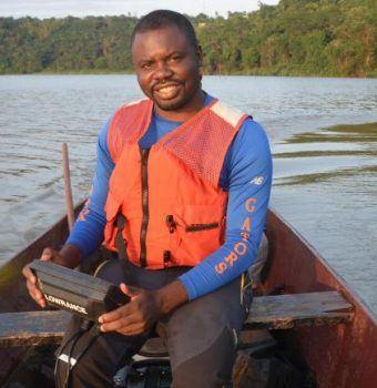 2017 WCN Scholar: Aristide Kamla