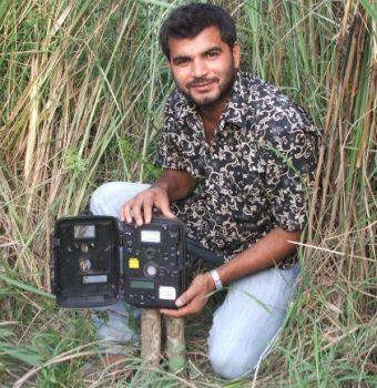 2017 WCN Scholar: Rabin Kadariya
