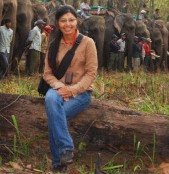 Meet WCN Scholar Sabita Malla