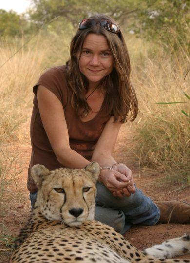 Cheetah Conservation Botswana (Rebecca Klein)