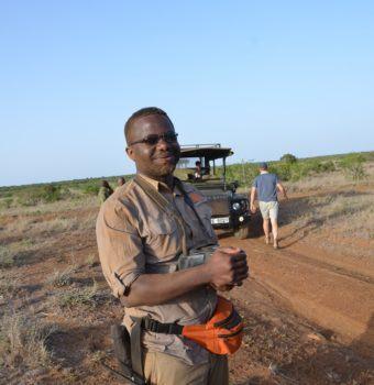 Meet 2018 WCN Scholar: Arthur Bienvenu Muneza