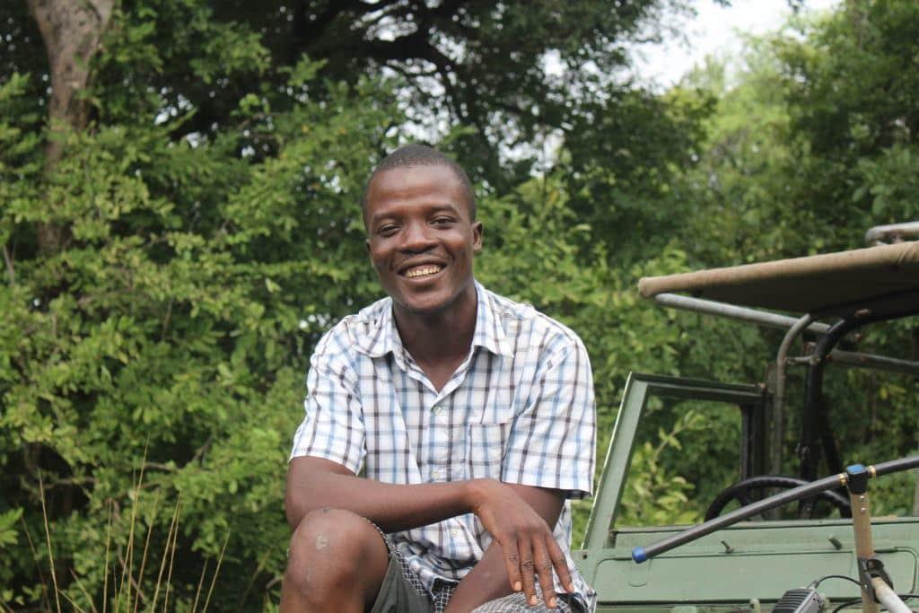 Henry Mwape_WCN_Scholars_2018