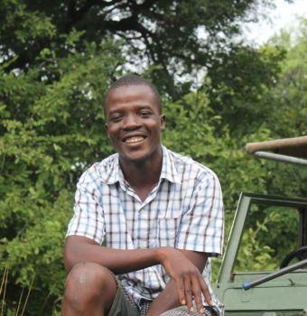 Meet 2018 WCN Scholar Henry Mwape