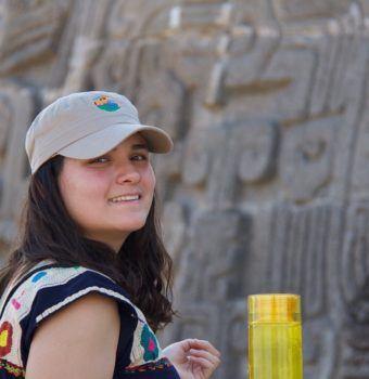 Meet 2018 WCN Scholar Lucero Maria Del Carmen Vaca Leon