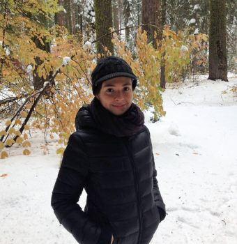 Meet 2018 WCN Scholar Marina Rivero