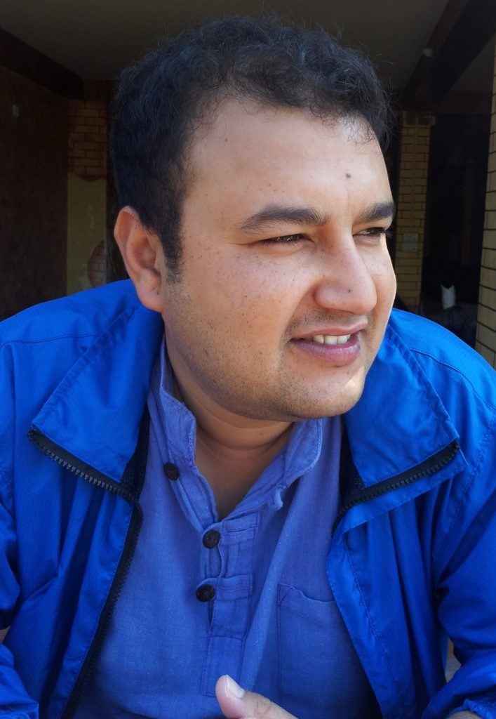 Shashank Poudel